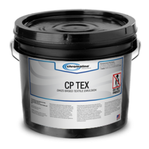 CP Tex Dual Cure Emulsion   Stanley's Sign & Screen