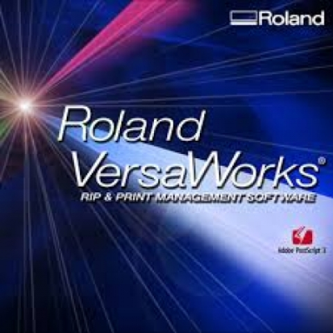 Roland VersaWorks RIP Software | Stanley's Sign & Screen